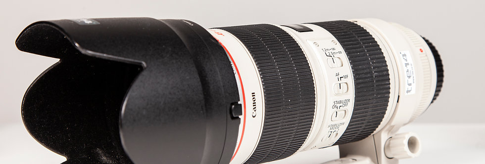 Canon EF 70-200L IS USM F2.8