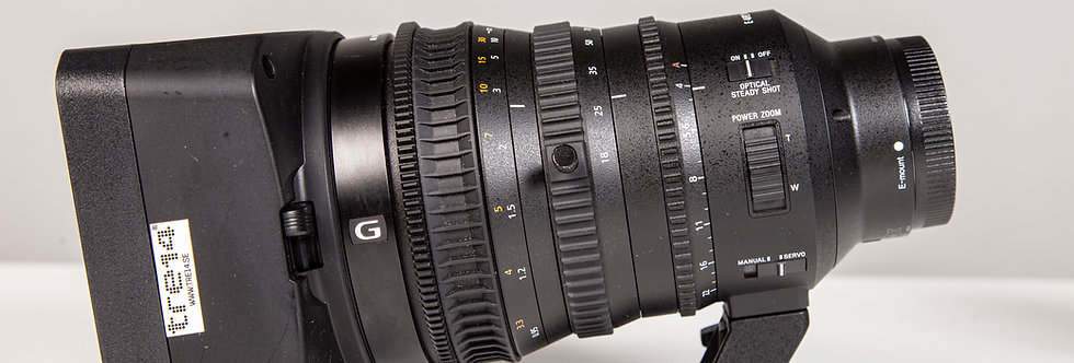 Sony E 18-110mm F4