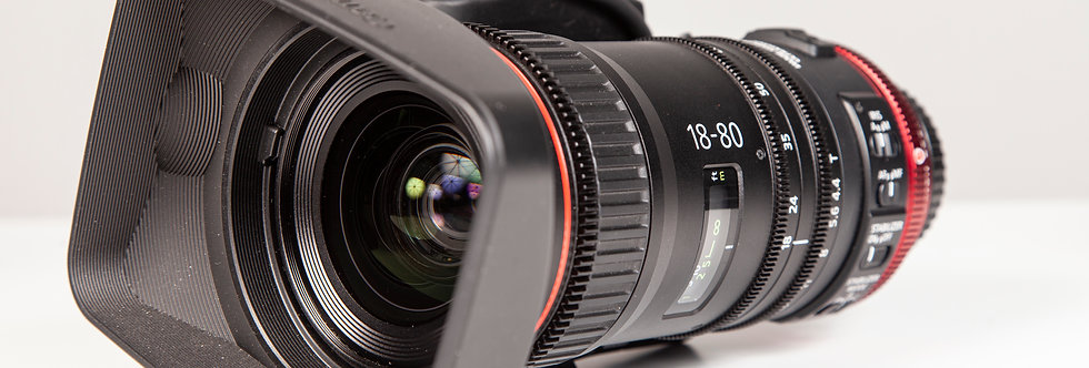 Canon EF CN-E18-80mm T4.4 L IS
