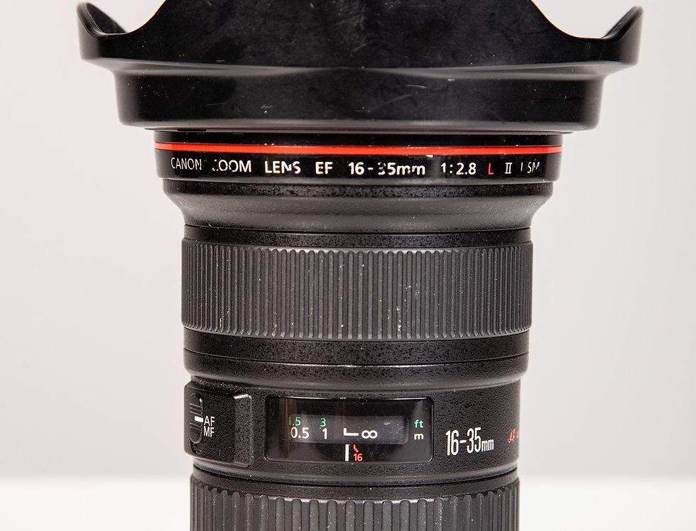 Canon EF 16-35mm f/2.8 L