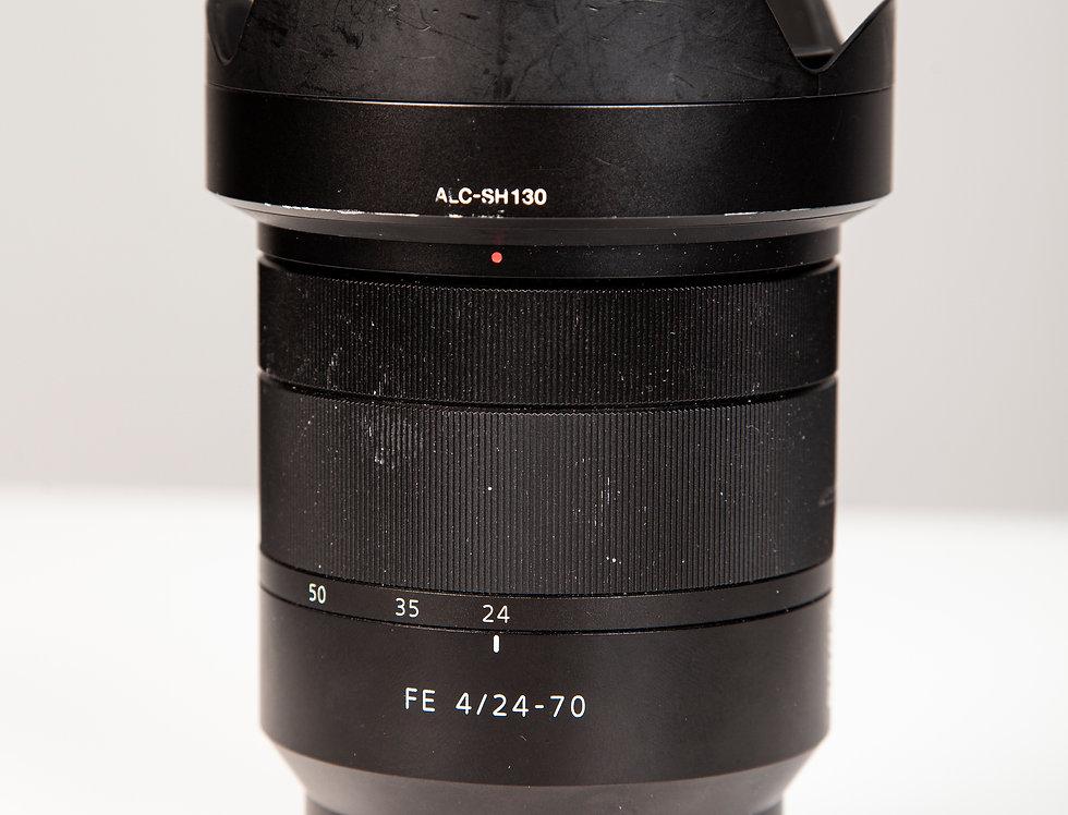 Sony FE 24-70mm f/4,0