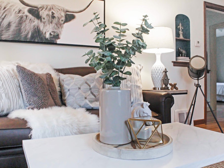 Welcome to Saved by Grace Home Staging and Design, LLC.