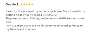 Debbie S. Review