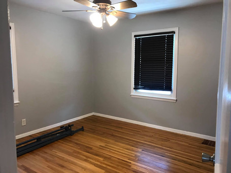 Vacant Staging Before