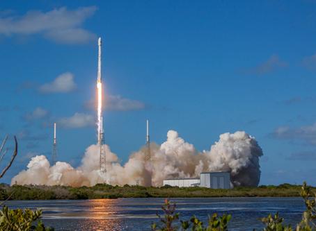 Como assistir um lançamento de foguete no Kennedy Space Center