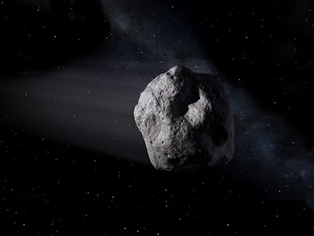 Clube Centauri reporta 3 asteroides em campanha de colaboração internacional