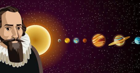 Quem foi Kepler? O legislador do céu
