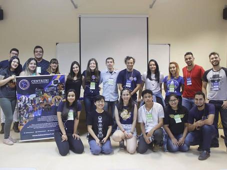 Integrantes do Clube Centauri são reconhecidos pela NASA