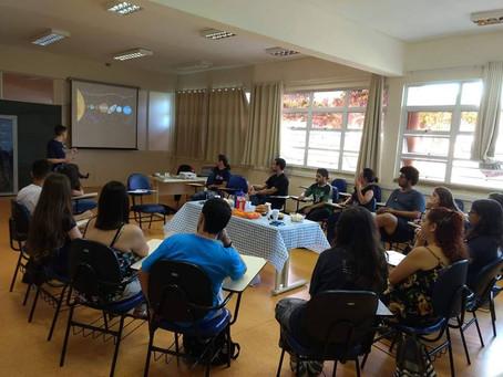 Clube promove palestras periódicas na UFSCar em Sorocaba/SP
