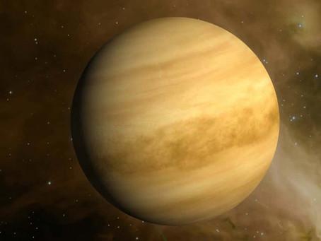 Por que Vênus é mais quente que Mercúrio?