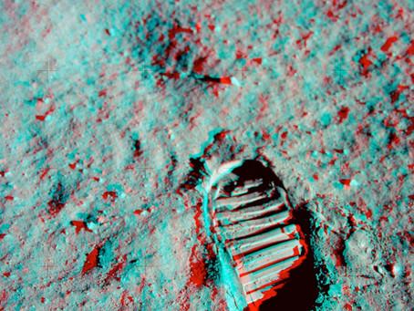 NASA divulga imagens fantásticas do universo em 3D!