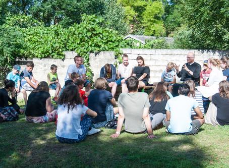 140 Jugendliche beim KANA-Fest