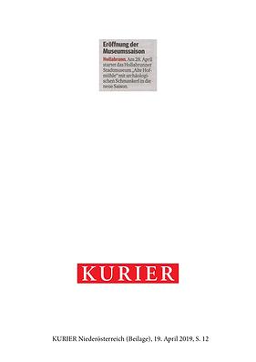 Kurier NÖbeilage WilderOsten 19042019 S1