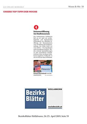 Bezirksblätter Hl 2425April2019 S59 x.pn