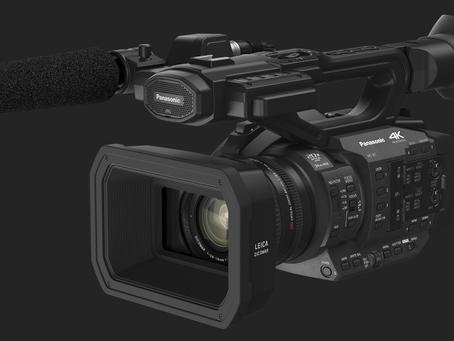 Neue Filmkamera & Drohne filmen in 4K-Ultra-HD-Qualität