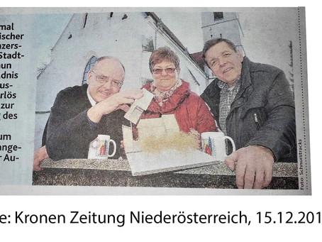 Großes Medienecho zu Enzersdorf