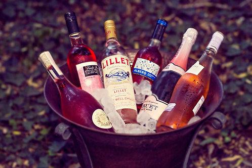Rosé Wine Class (October Date TBA)