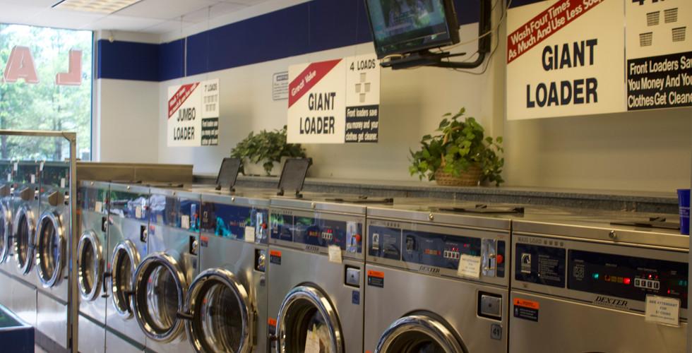Sue's Laundromat