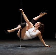 Siren Pole Fitness Intermediate Pole