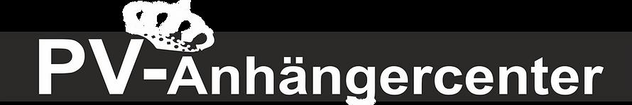 PV-Anhängercenter Schriftzug Stromberg b