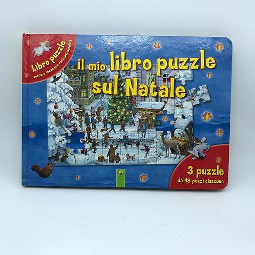 Libro/Puzzle - Il mio libro puzzle sul Natale