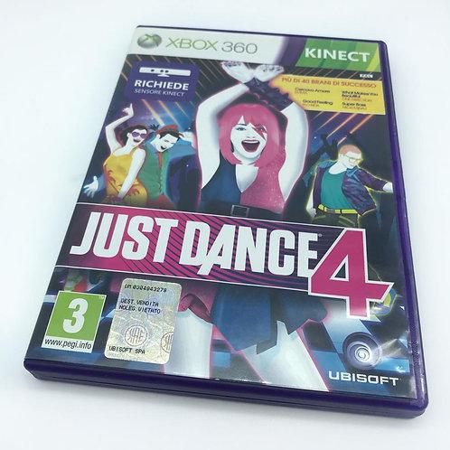 Gioco XBOX 360 - Just dance 4