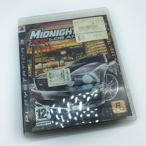 Gioco PS3 - Midnight Club