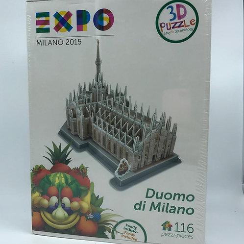 3D Puzzle - Duomo di Milano