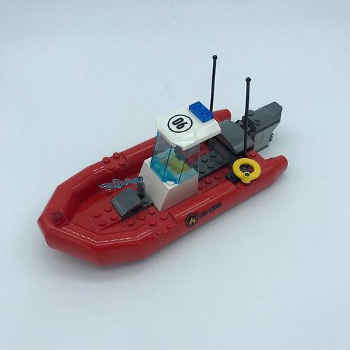 Lego gommone