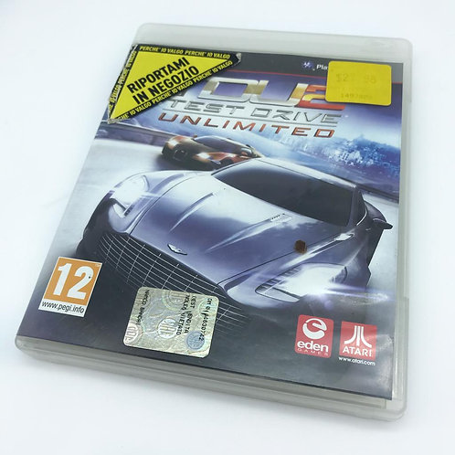 Gioco PS3 - Test Drive Unlimited 2