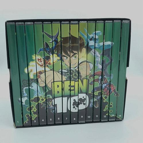Collezione DVD Ben10