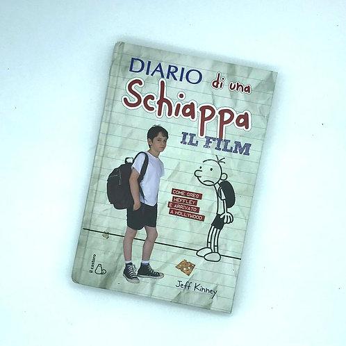 Libro - Diario di una Schiappa: Il fim