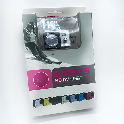Action camera - Sports HD DV