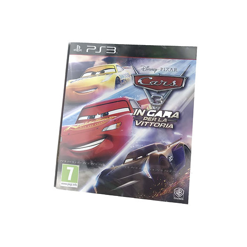 Gioco PS3 - Cars