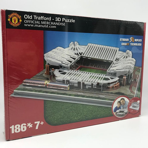 3D Puzzle - Old Trafford