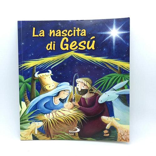 Libro - La nascita di Gesù