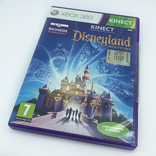 Gioco XBOX 360 - Kinect Disneyland Adventures