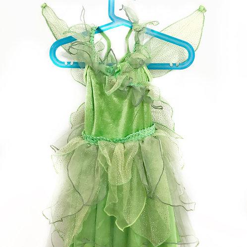 Costume Carnevale Trilly Disney - 3/4 anni