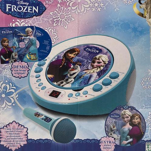 Canta Tu edizione speciale Frozen