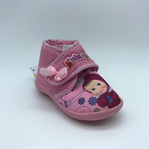 Nuovo - Pantofole Masha e Orso