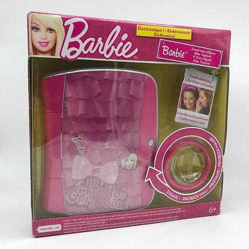 Diario elettronico Barbie