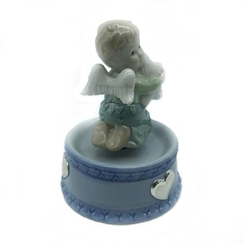 Carillon bimbo ceramica