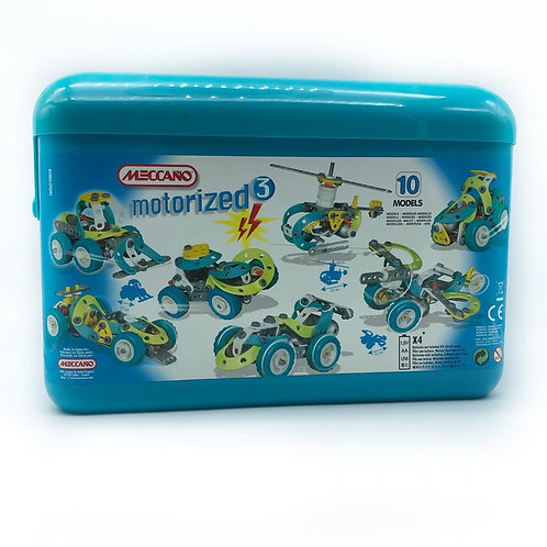Meccano - Motorized 3