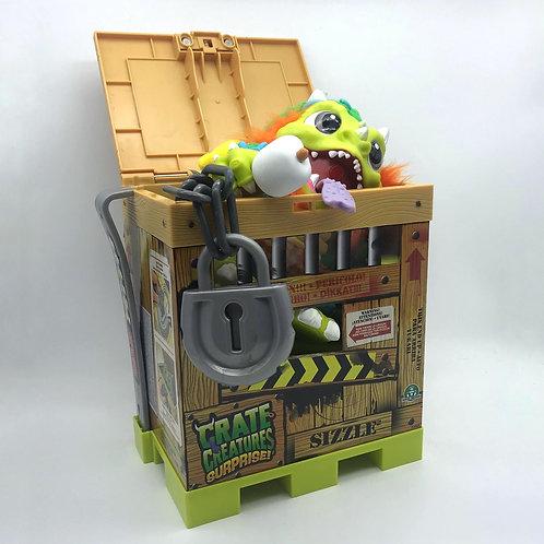 Crate creatures surprise