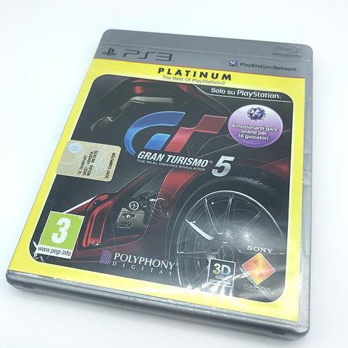 Gioco PS3 - Granturismo 5