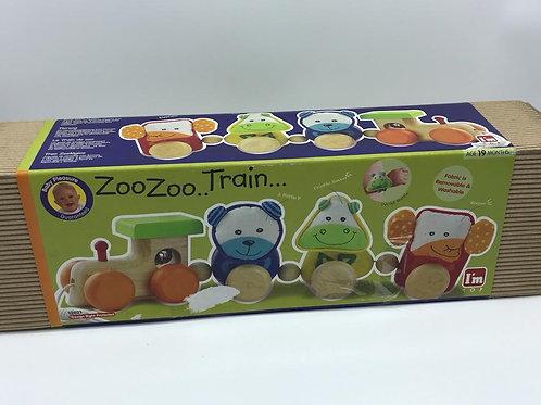 Zoo zoo train