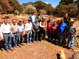 Estudia SEDAGRO impulsar Proyectos rentables en el uso los recursos naturales, en base a Unidades de