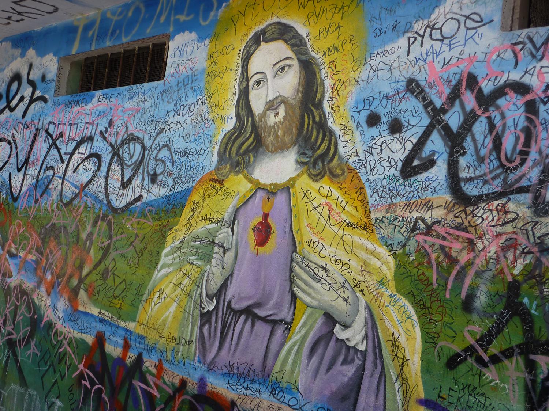 результате картинки граффити иисус каталог готовых