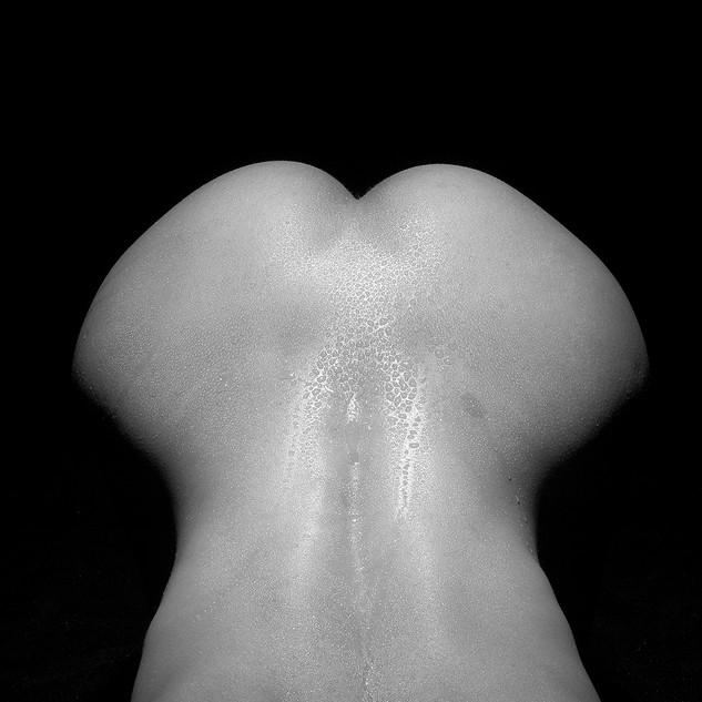 Nude Works Back #5