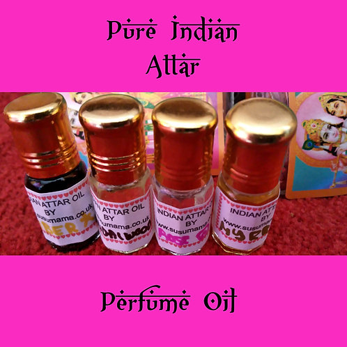 Pure Perfume Attar Oil